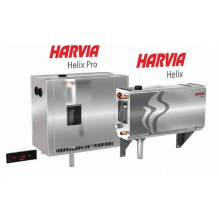 Парогенератор Harvia HGX11L Helix Pro steam multidrive