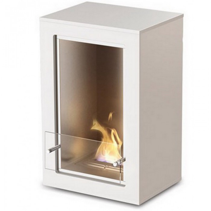 Биокамин Ecosmart Fire CITI WHITE GLOSS